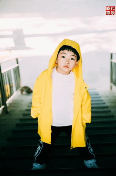 时代华娱Baby Face时尚平面童模档案库――朱恩杰