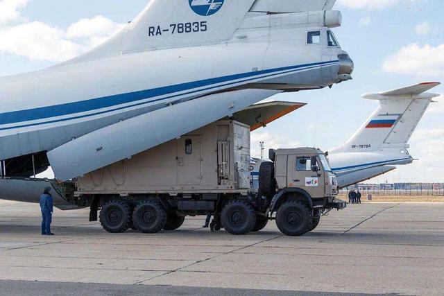 伊尔76满载物资抵达,一国全力帮助意大利抗疫,雪中送炭却遭讥讽_中欧新闻_欧洲中文网