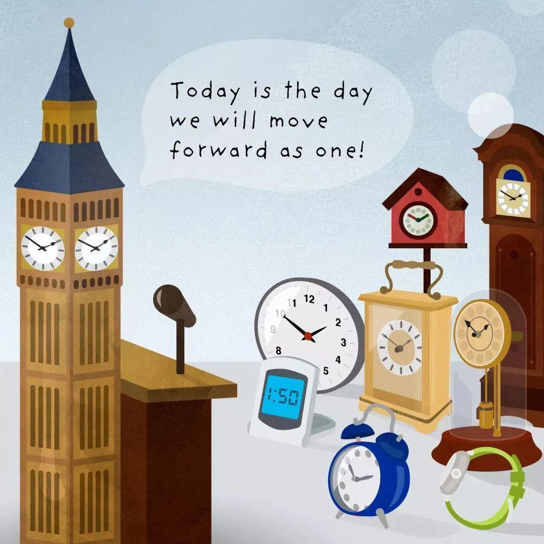 29日凌晨,英国夏时制开启_中欧新闻_欧洲中文网