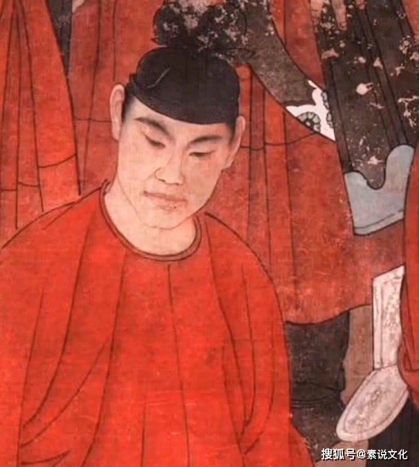 《一幅《马嵬坡》古画,宫女的无奈举动,隐藏唐玄宗和杨贵妃的结局》