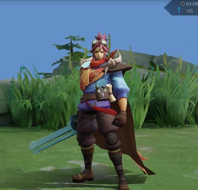 【战令】造型精致,看到这脸网友直呼也太可爱了王者:刘邦战令3D视角下