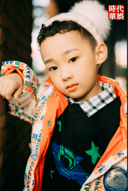 时代华娱Baby Face时尚平面童模档案库――王思翔
