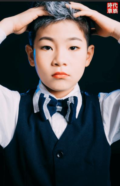 时代华娱Baby Face时尚平面童模档案库――毛子谦