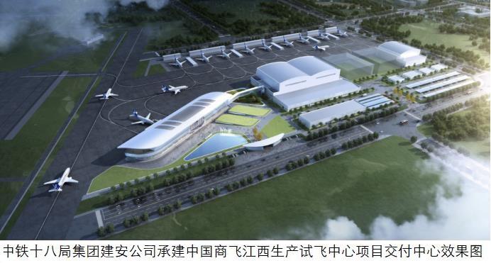 南昌航空城2020规划图