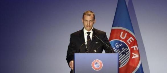 原创            欧足联主席一番表示,让