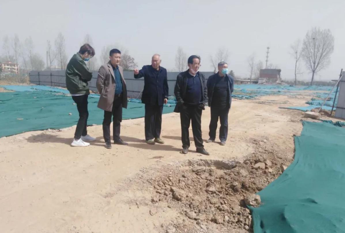 """洛阳文物局回应""""司马光故居遗址被毁"""":保护区域无施工行为"""
