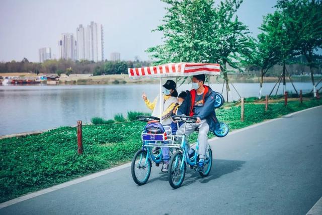 放风筝、搭帐篷、赏花野餐、拍大片......带娃去这些市区公园撒欢儿吧