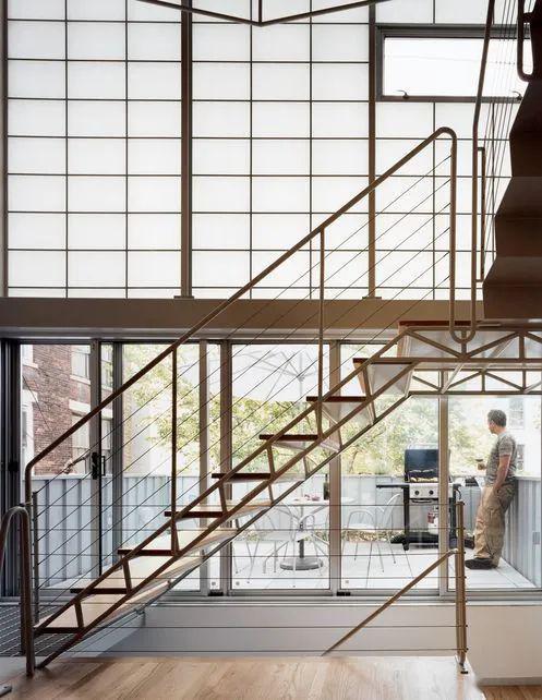 创意楼梯设计实景图