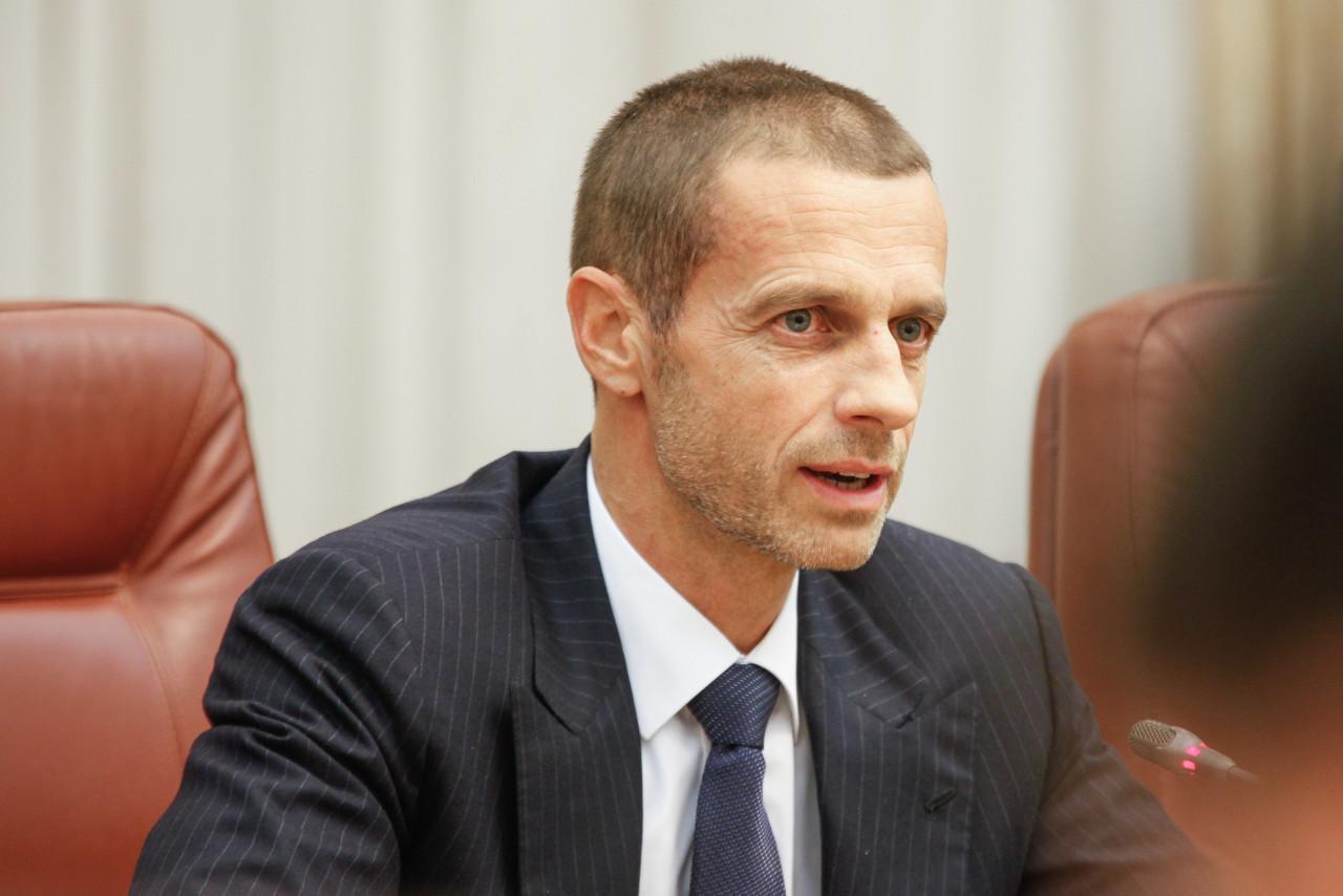 欧足联主席:若6月份后没法重启 本赛季将会被取消