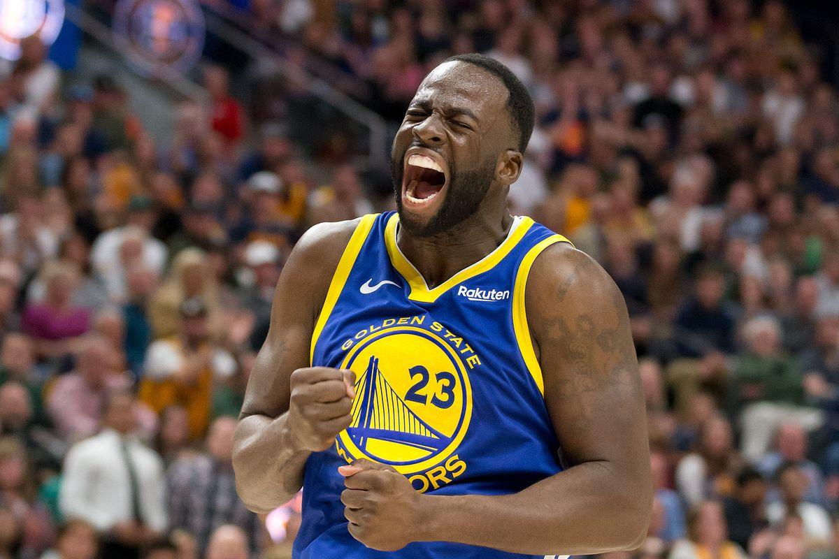 原创             NBA停摆对勇士队最有利?及时休养生息,下赛季才是归来之时