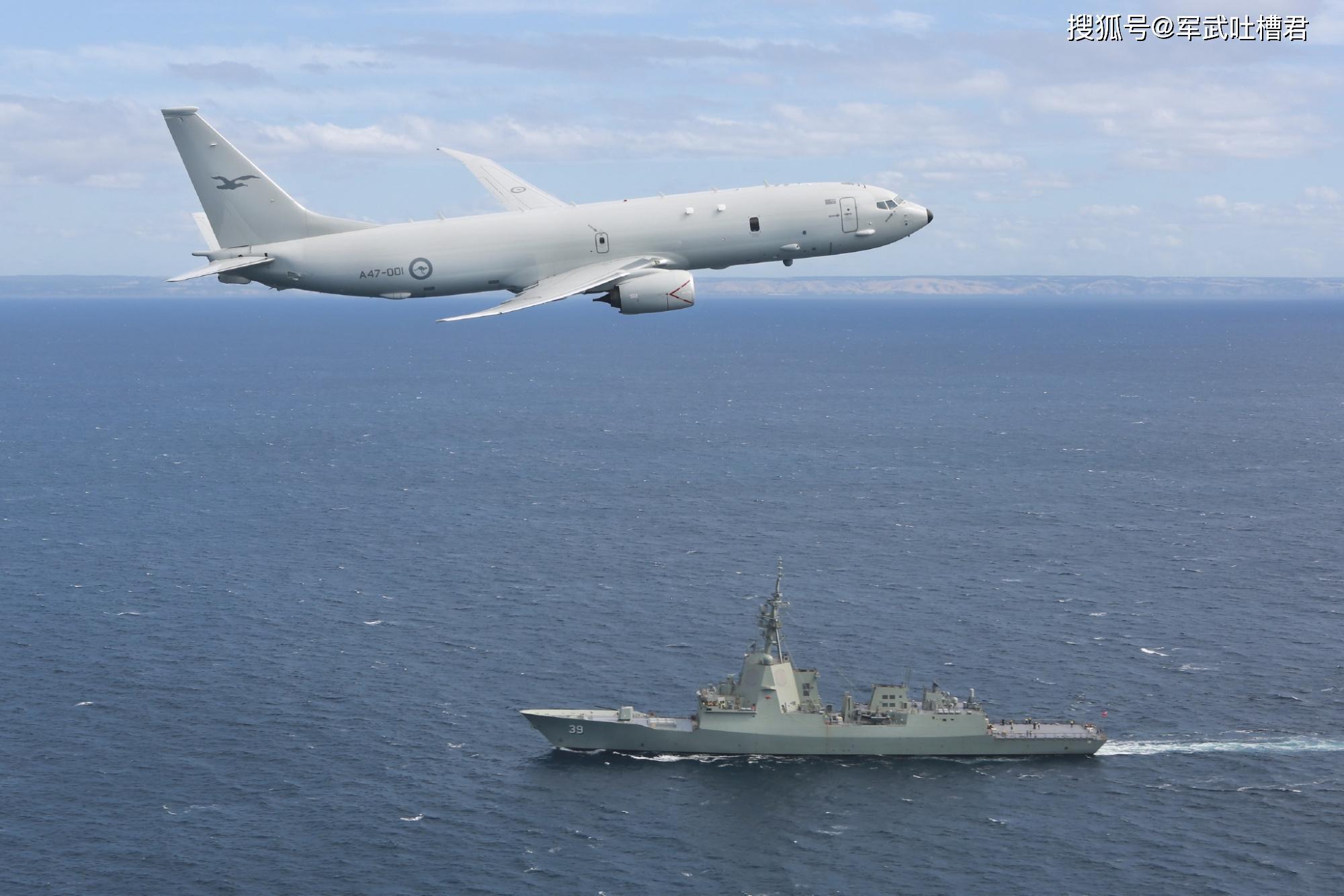 俄罗斯彻底心寒了,意大利军舰刚去黑海,P8A反潜机又来挑衅了