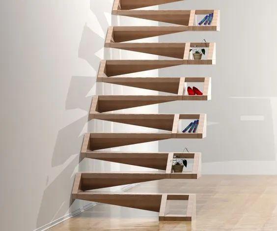 好看的楼梯设计30例,最后的太赞了