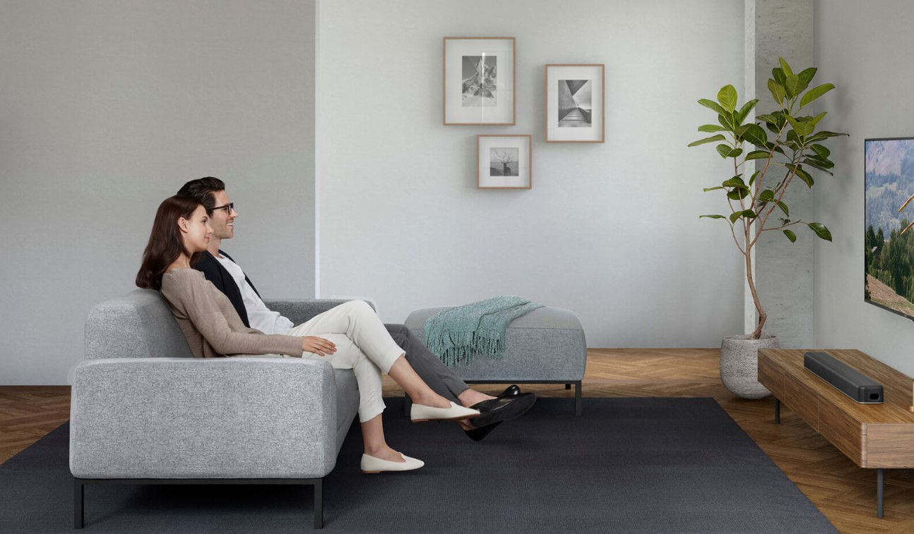 简约设计流溢优雅静谧之韵 坐享品质生活从索尼回音壁HT-X8500开始