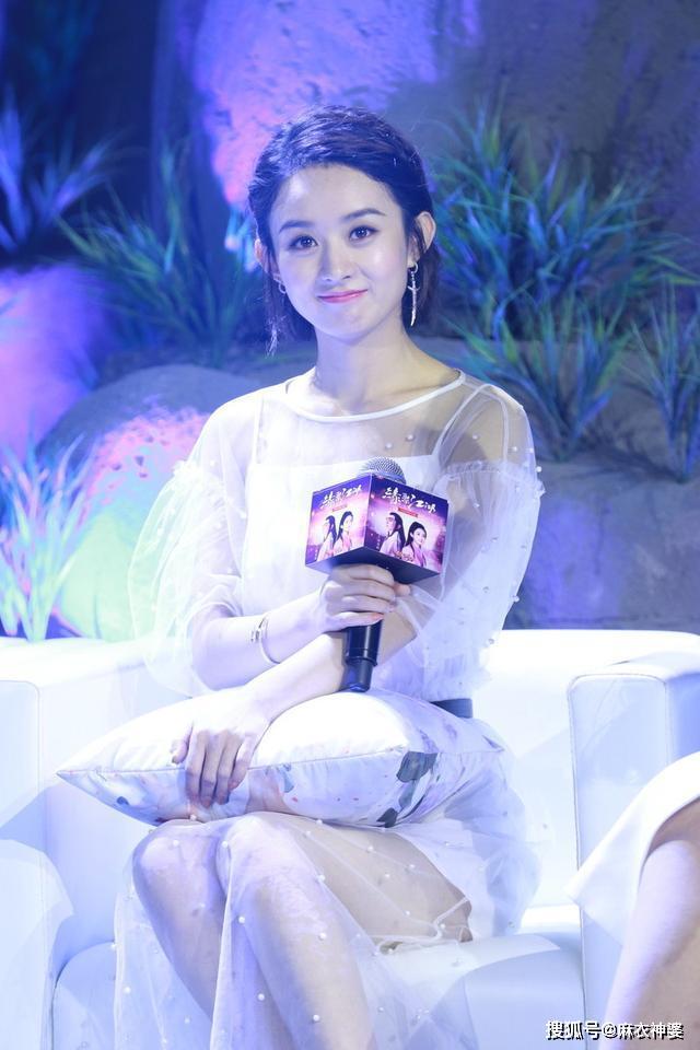 2019十大最火女明星,个个是女神,杨紫张天爱均在其中