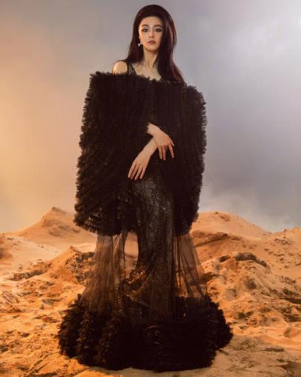 荣登国内首位登封的女演员,范冰冰在线表白男摄影师:我喜欢!