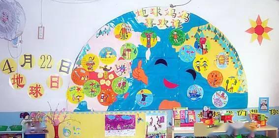 中班交通主题墙布置图片 幼儿园交通主题布置图图片