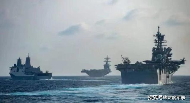 美军71艘战舰658架战机将停工:美军将走下世界军事第一神坛?