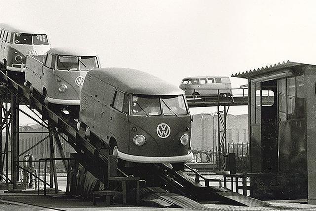 起源于世界上寿命最长的量产车,大众已经70岁了!
