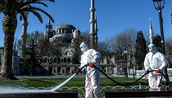 """不要低估中东疫情!土耳其确诊破万,恐成""""又一个意大利""""_中欧新闻_欧洲中文网"""