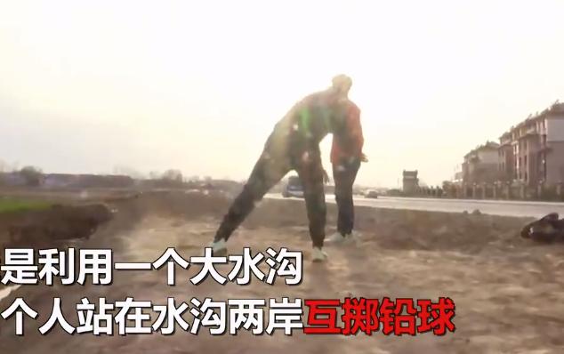 疫情下拖轮胎跑步训练备战高考 山东小伙获千万点赞