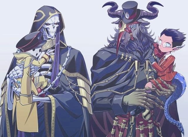 overlord:如果乌尔贝特命令小迪杀掉其他至尊,小迪会怎样做?