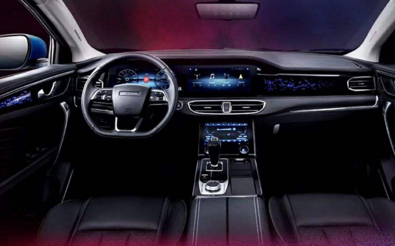 """10万就能过""""奥迪瘾"""",车内三块大屏的SUV,科幻既视感满满"""