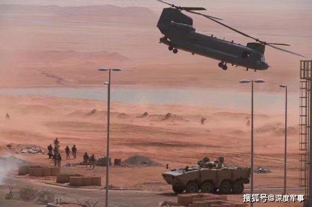 美军司令部进入末日掩体,美国以色列大批战机集结:等待攻击命令