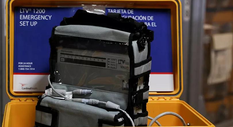 美国医院呼吸机告急,福特通用展开合作制造50000台