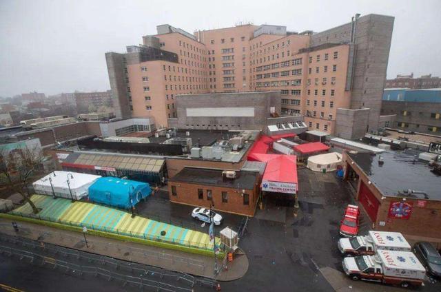 纽约告急!平均9分钟就有一人病死,我国首批80吨医疗物资已运达