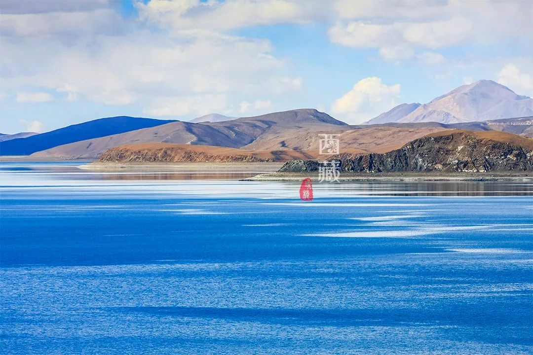 原创             西藏神秘的鬼湖,地理学家想测深度但无果而终,至今成谜