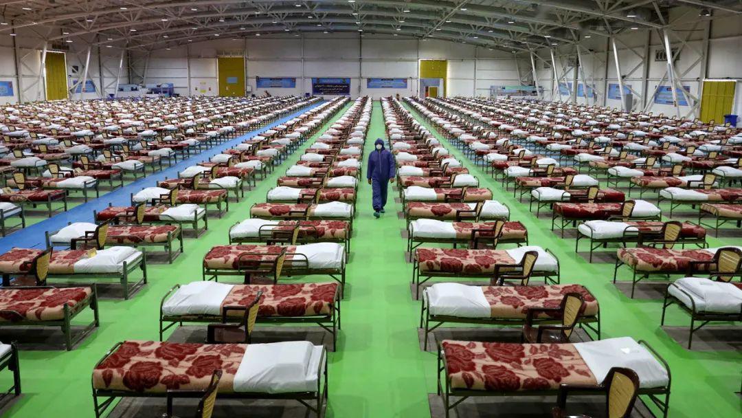 改成方舱医院的全球最大购物中心长啥样?探秘167万平米的伊朗商城Iran Mall