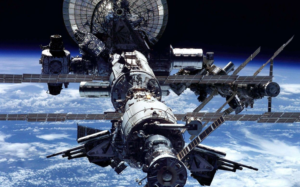 专家表示,病毒进入国际空间站的几率几乎为零