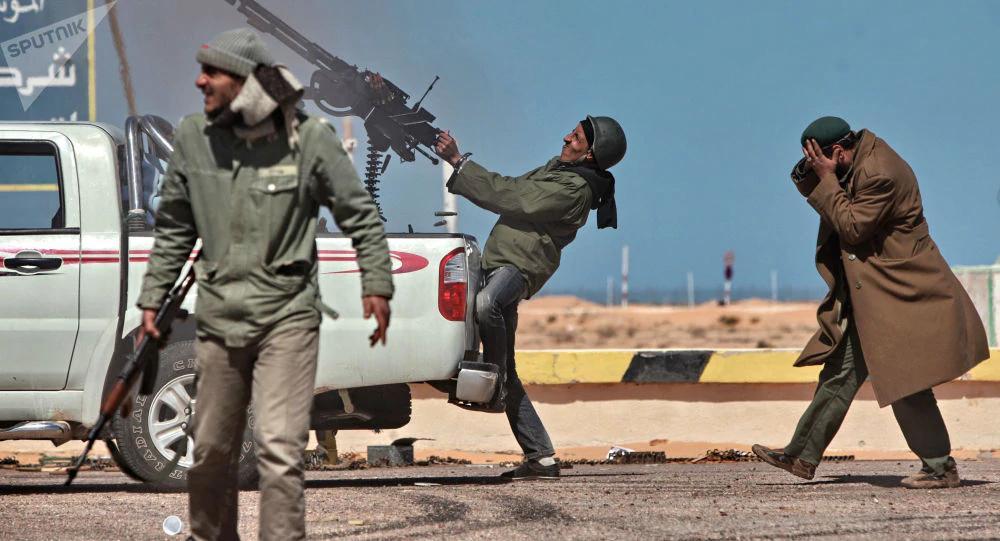 为监督利比亚的武器禁运   欧盟将展开新海军行动