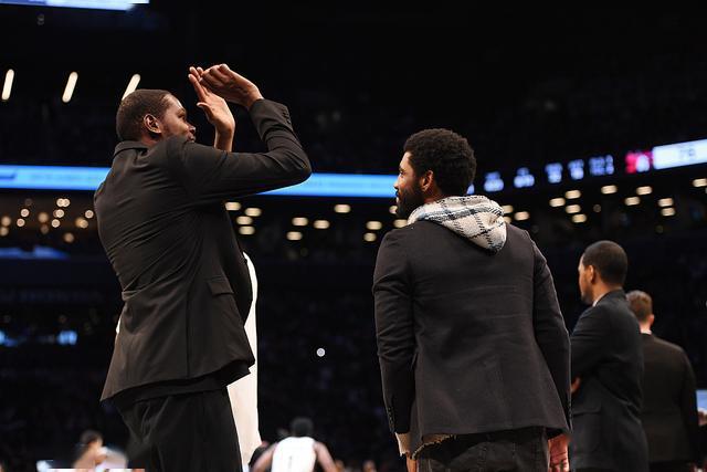 阿特金森成背锅侠?杜兰特欧文寻求名帅,但前NBA主帅却怒批欧文