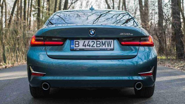 """""""人生绕不开""""的BMW 3系插混版美国正式上市"""