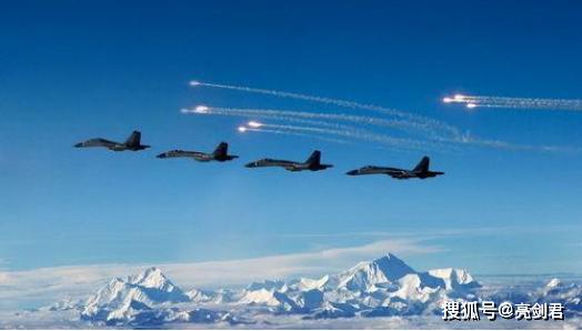 世界第二号空军强国,是其空壳还是真有实力?经济说明一切!