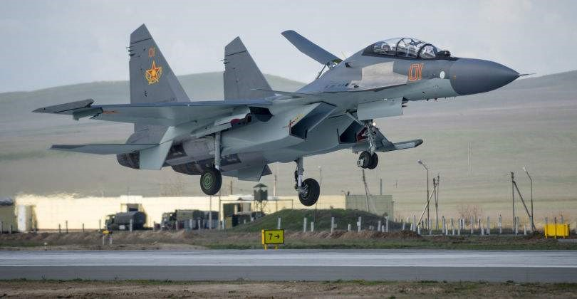 """买完苏-30SM就""""变脸"""",白俄罗斯大规模演习针对谁?"""