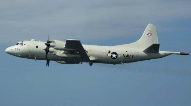 突发,美军机同一天闯入南海东海黄海!大洋东岸,美国却传来巨大噩耗
