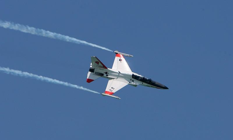 """韩国出租教练机,换取美国""""实惠""""!升级F-16战机仅仅花费1.94亿美元"""