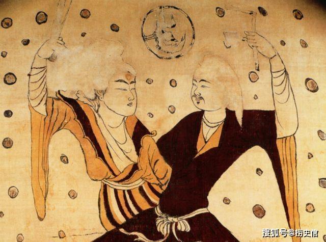 """中国最古老姓氏是什么?""""人类初祖""""伏羲女娲都姓这姓"""