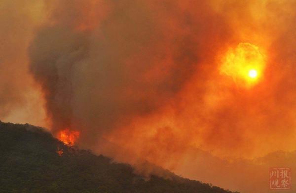 追问西昌森林火灾:为何多发,为何风向突变,可否不扑救?
