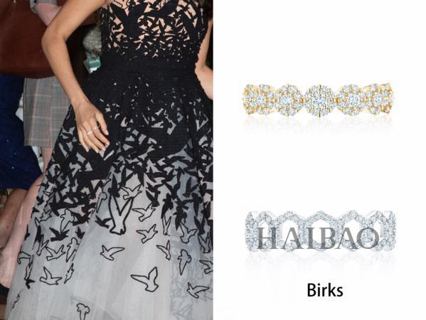 来和编辑一起看看,Meghan Markle喜欢的珠宝首饰是什么样子的?