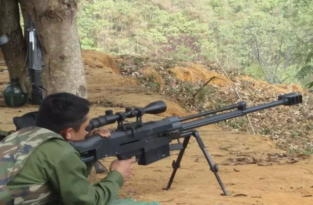 国产4大重型狙击枪:第2破坏力不输巴雷特,第1可配置两种枪管