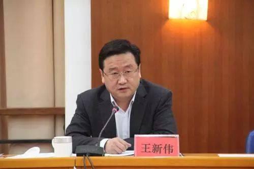 新任河南省副省长王新伟:援疆工作3年多,曾获二等功