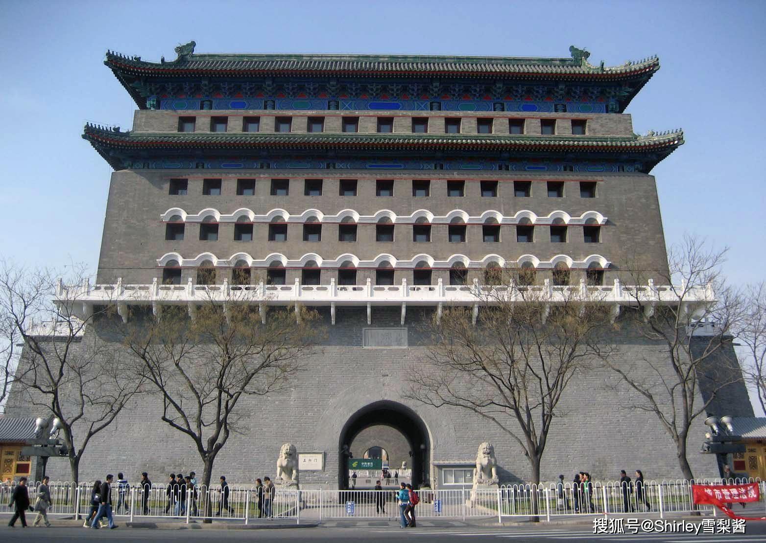 原创             中国零公里标志在哪?绝大部分人不知道,一个简单的点象征着国力