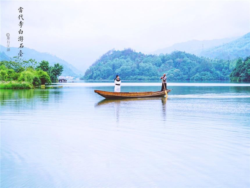 原创             安徽这个县城被评为最美山乡,诗仙李白曾5次前来,写下17首诗歌