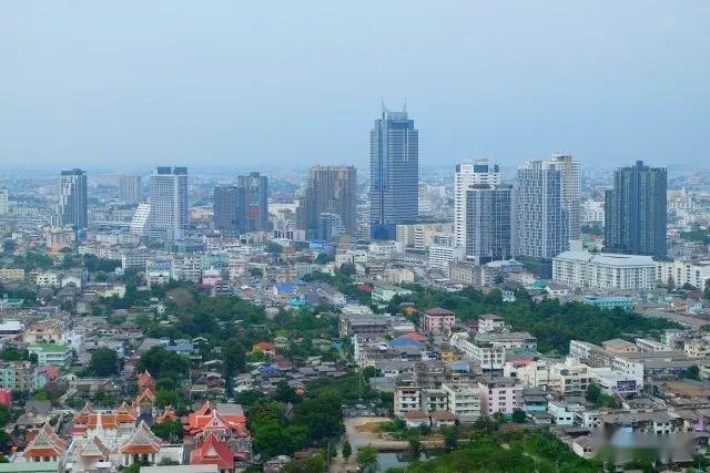 泰国地产前景堪忧,交易额降幅达两位数