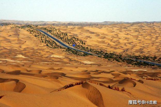 """曾斥巨资,在""""塔克拉玛干沙漠""""中种树,如今现状令人难以置信!"""