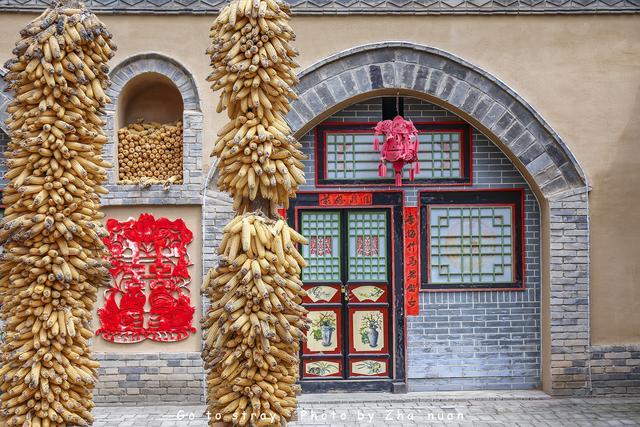 原创             中国最神秘的村庄,至今仍有100多个地下村落,有6000多年历史