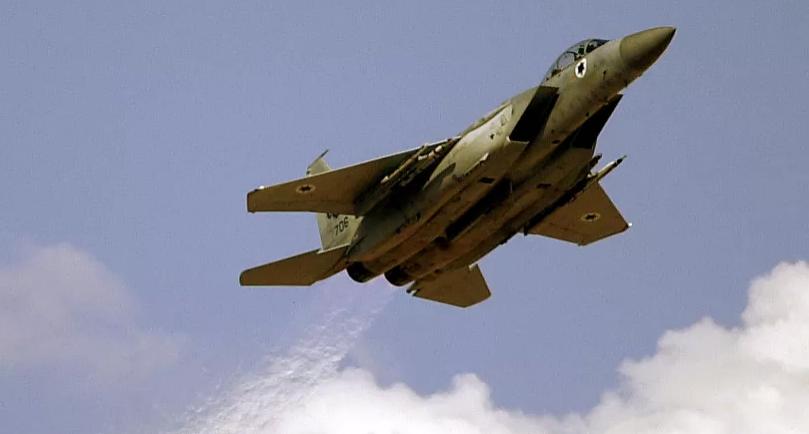 以色列F-35战机空袭叙利亚,发射9枚导弹获得最佳战绩